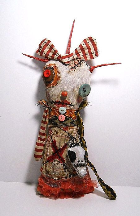 Art Dolls by Junker Jane