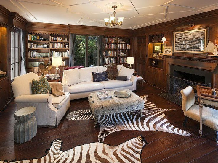 17 zebra living room decor ideas pictures