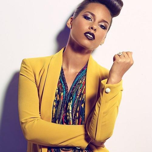 Alicia Keys Unveils New Album Title
