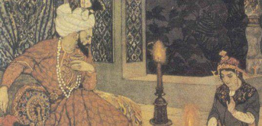 Que viva Scheherezade, que vivan las mujeres que saben narrar, contar, escribir, hablar. www.claudiacasanova.net