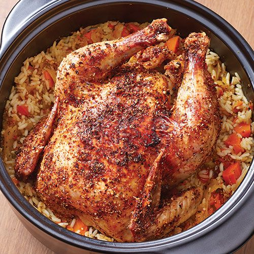 One-Pot Chicken Dinner - The Pampered Chef®