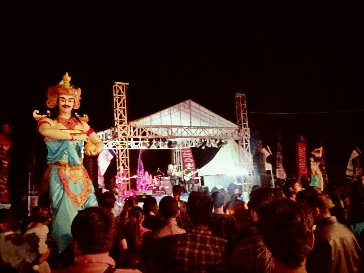 Kuta Carnival. October 12th 2012. 10th memorial of Bali bombing.