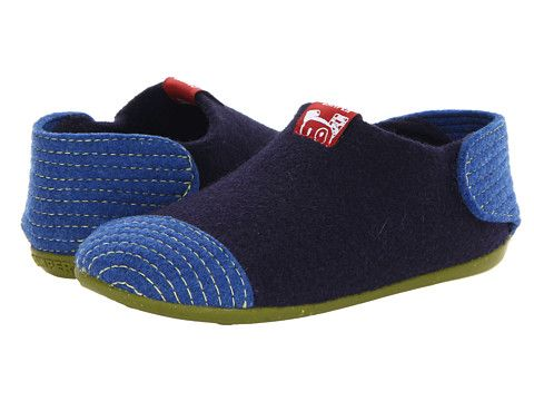 Camper Kids Wabi 80423 (Little Kid) Blue - Zappos.com Free Shipping BOTH Ways @William Garrison how awesome are these!??