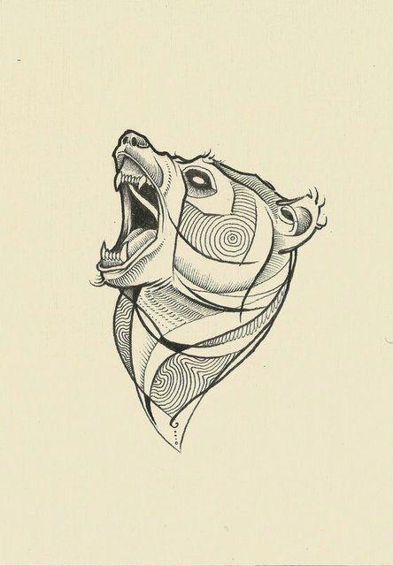 swirl bear