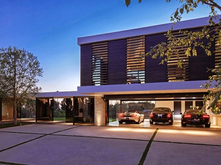 Perfect modern mansion in beverly hills ideas para el for Casa minimalista beverly hills mcclean design california eeuu