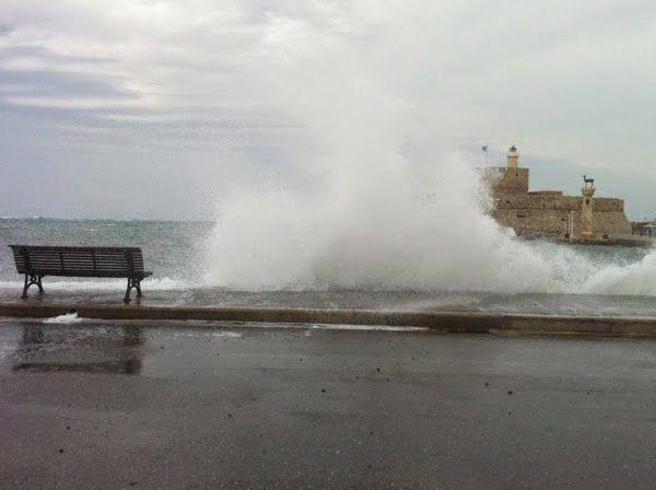 Rodospost.gr : Ρόδος-Δωδεκάνησα - Πρόγνωση καιρού για την Τρίτη 9...