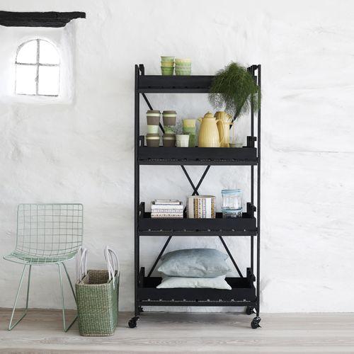1000 id es sur le th me etagere en fer sur pinterest tag re en fer forg fer forg et lampe. Black Bedroom Furniture Sets. Home Design Ideas