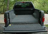 Bedrug Pickup Truck Bedliner Review: Full view of the Bedrug® bedliner.