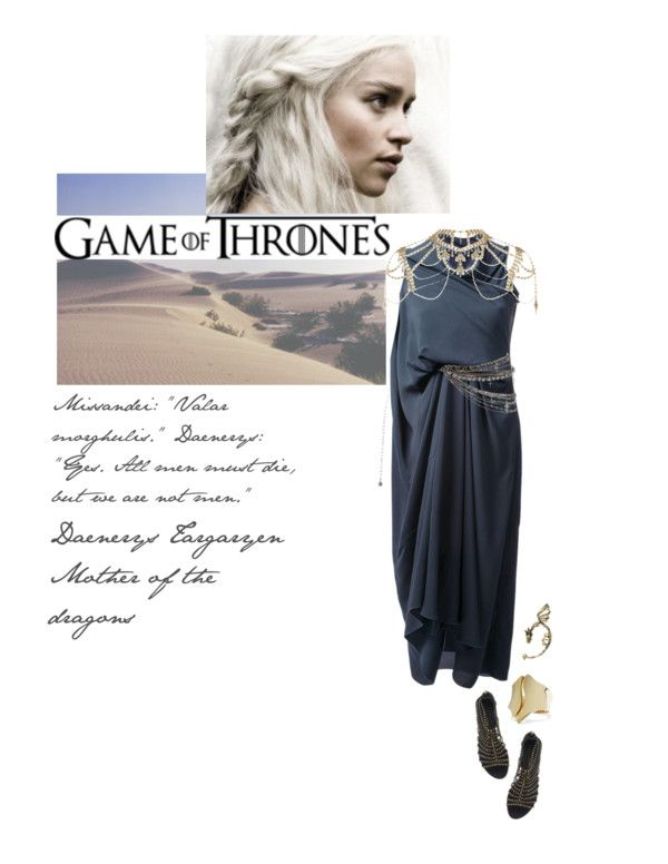 """""""Mother of the dragons"""" by babyou on Polyvore"""