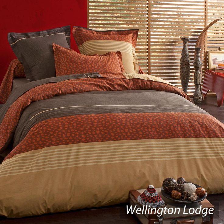 Wellington Lodge, des couleurs douces et des motifs imprimés au style moderne