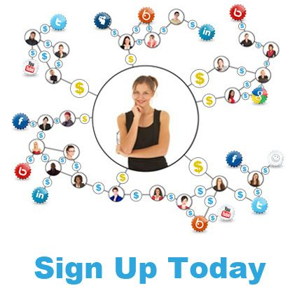 Earn A Monthly Income Using Your Facebook Account!