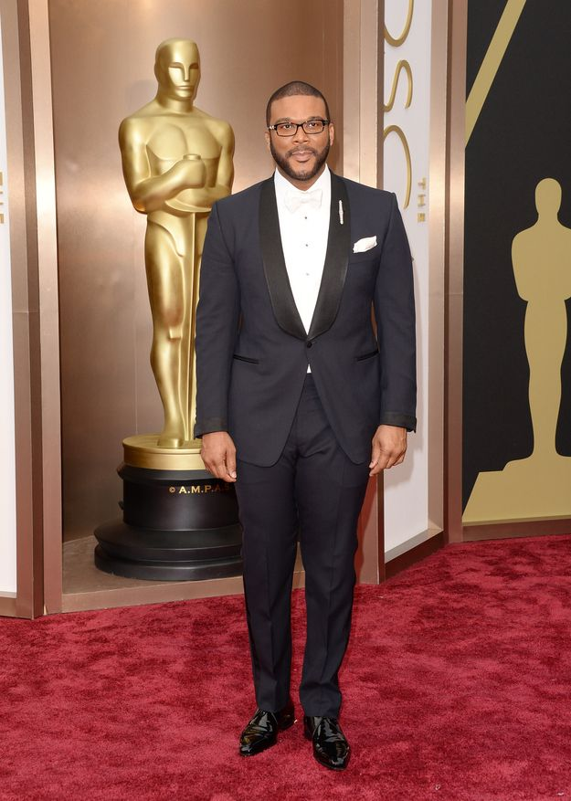 Tyler Perry | The 16 Most Dapper Men At The Academy Awards