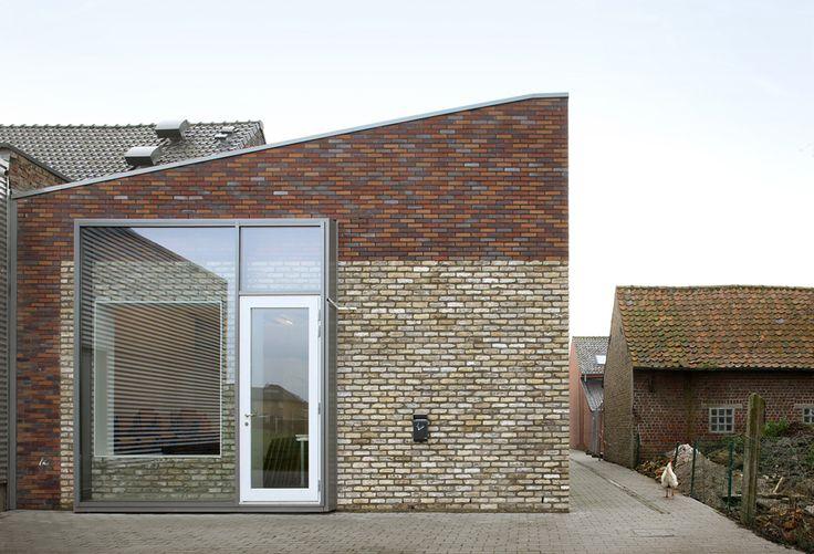 Westvleteren Community Center / Atelier Tom Vanhee