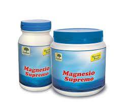 magnesio supremo, contro la stanchezza, la depressione, i crampi muscolari, stress. Utile per riequilibrare il sistema nervoso www.erboristeriasauro.it