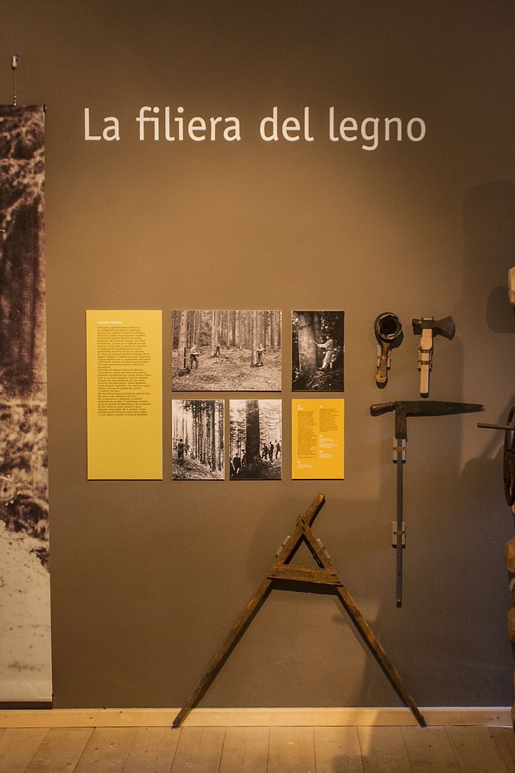 Graphica. – Museo dei 'Menaus' Paularo: Mostra permanente sui boscaioli
