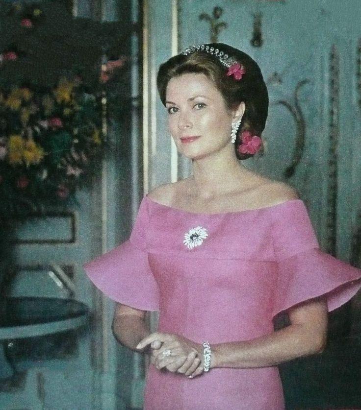 Grace in pink