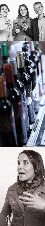 Sandra Adrian aus dem Team der Bodegas Bordoy zeigte uns die Sa Rota Weine der Bodega. Spannende Gespräche und die positive Ausstrahlung von Sandra überzeugten uns. Die Weine sowieso! #wine #fair #winefair #messe  #weinmesse #tasting