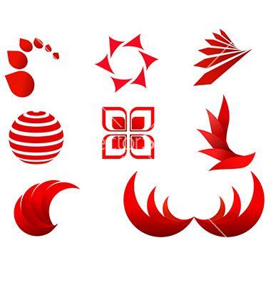 Logo design elements vector 4257877 - by ratandesignz on VectorStock®
