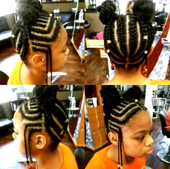 11+ Awesome 10 Year Old Girls Hairstyles Ideas