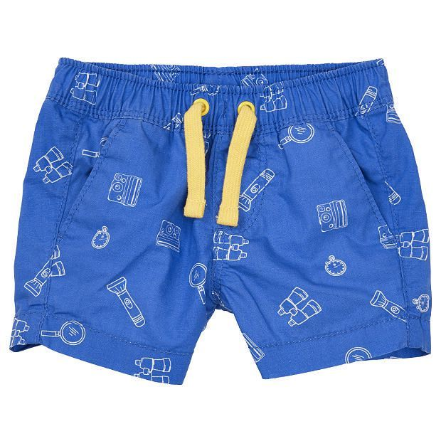 Baby Pull On Safari Shorts