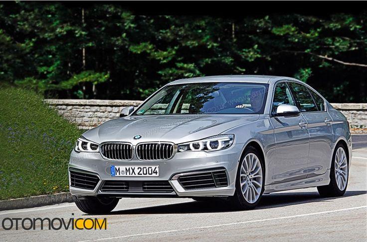 Yeni Kasa BMW 5 Serisi (2017)