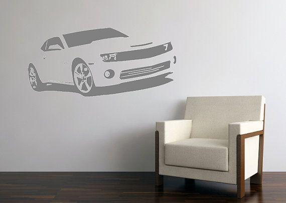 Best Car Decal Ideas For Alexs Room Images On Pinterest Car - Lightning mcqueen custom vinyl decals for carlightning mcqueen camaro car decals unique items racing