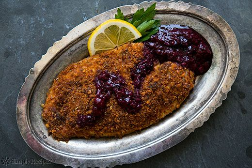 Baked Tilapia with Sun-dried Tomato Parmesan Crust Recipe   Simply Recipes