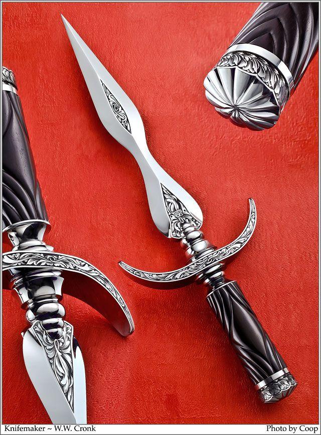 Cool dagger..