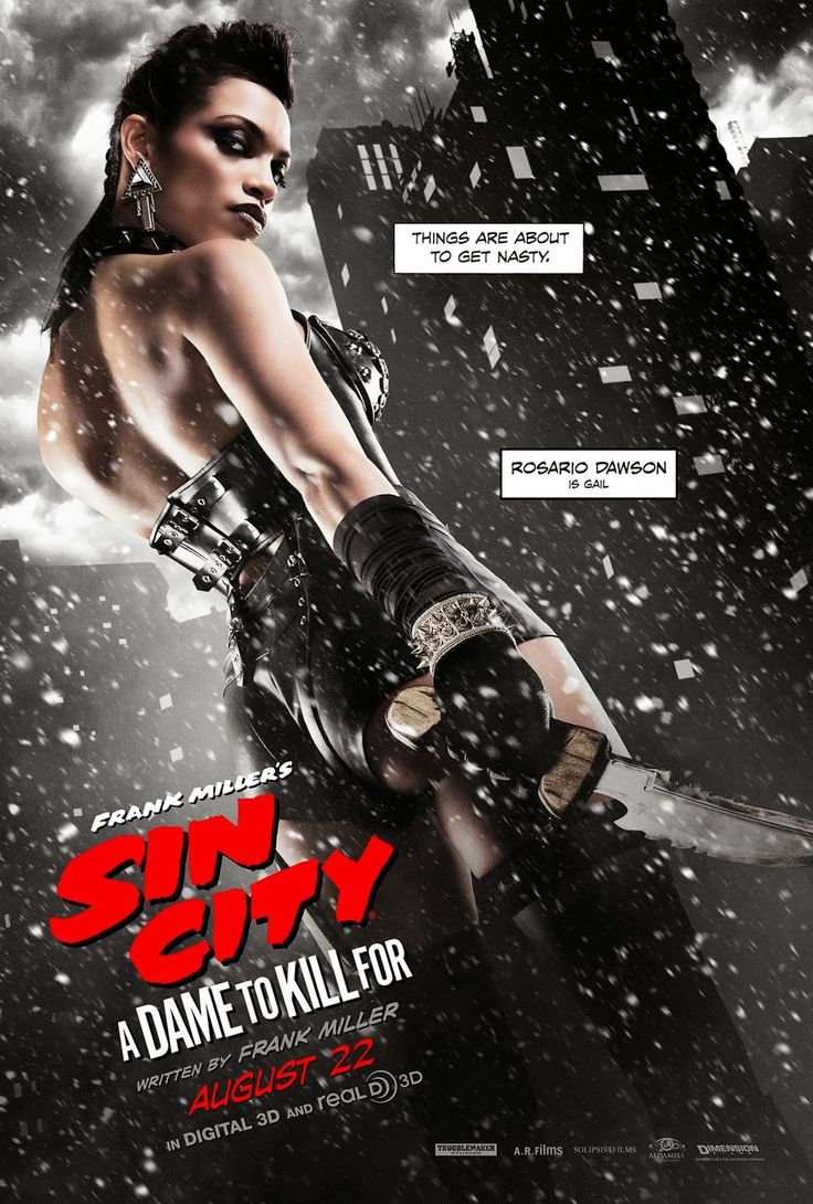 Sin City: A Dame to Kill For (2014) DvdScr Rip Free Full Movie - latest hd movie online