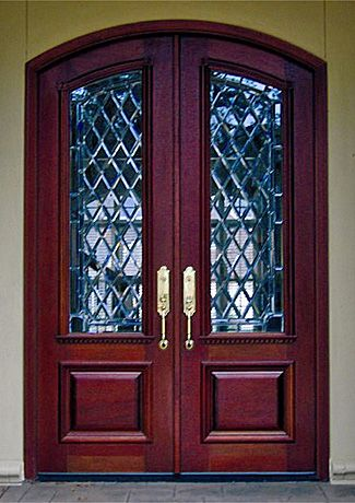 86 best dollhouse moldings trim images on pinterest for Exterior wood double french doors