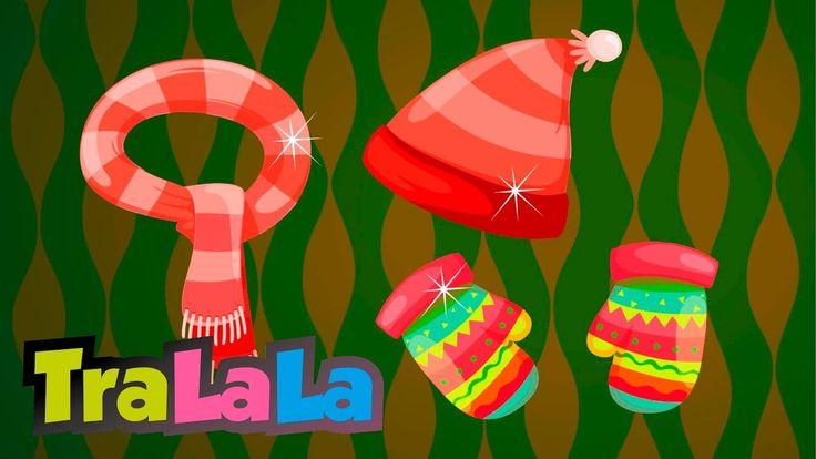 Căciulița, mănușile și fularul - Cântece de iarnă pentru copii | TraLaLa