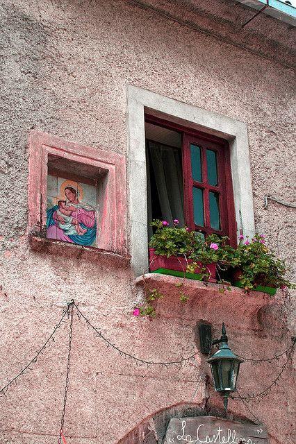 Caserta Vecchia, Campania, Italy