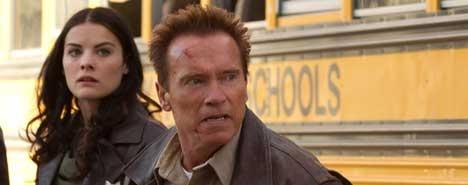 The Last Stand - Arnold Schwarzenegger è tornato: sceriffo di frontiera nel western di Kim Jee-woon