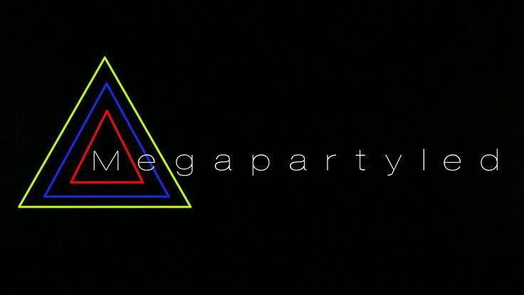 Megapartyled.cl logo