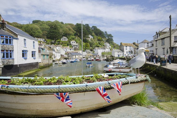 Polperro, Cornwall, England | 18 British Villages You Should Run Away To