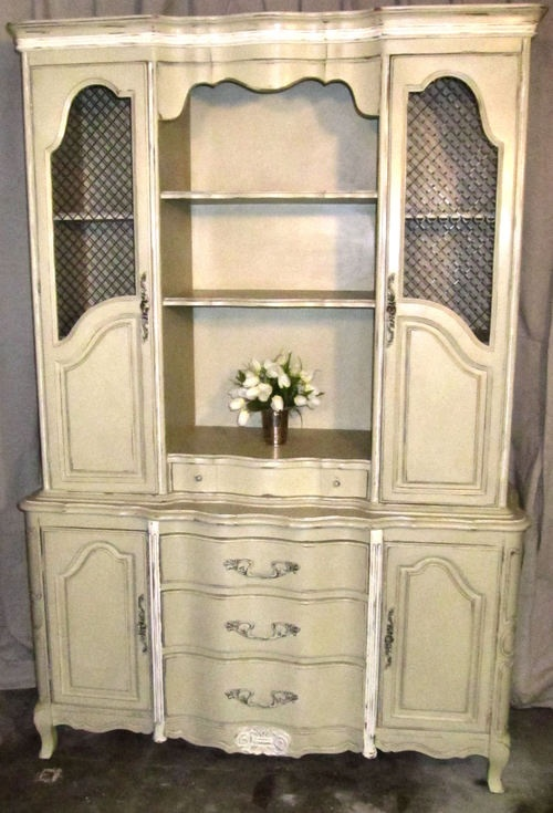 134 best china cabinets/hutches images on pinterest