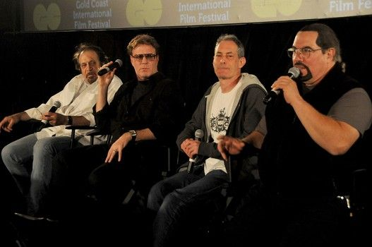 """""""We are Twisted F*cking Sister!"""" about the band's rise won Best Documentary. The screening featured a panel with Director Andrew Horn, band members Jay Jay French, Mark """"The Animal"""" Mendoza, and Co-Manager Joe Gerber."""