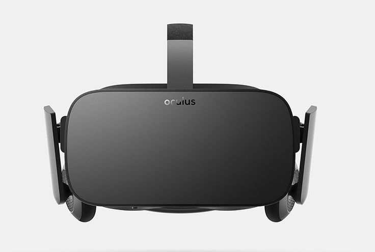 The Oculus Rift is a virtual reality head-mounted display which will be available in the first quarter of 2016. The headset, which debuted in 2012, took off after Facebook paid $2 billion to purchase the company.