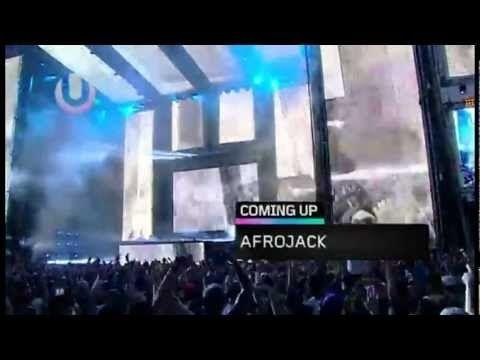 Madonna -  Girl Gone Wild (Benny Benassi Live at Ultra 03-23-2012)