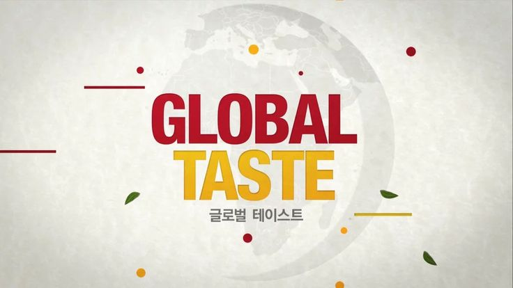 Globaltaste_title on Vimeo