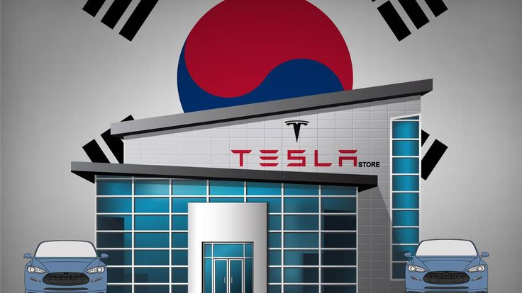Tesla Motors Inc (TSLA) In Talks For First South Korean Store In Nation's Largest Mall