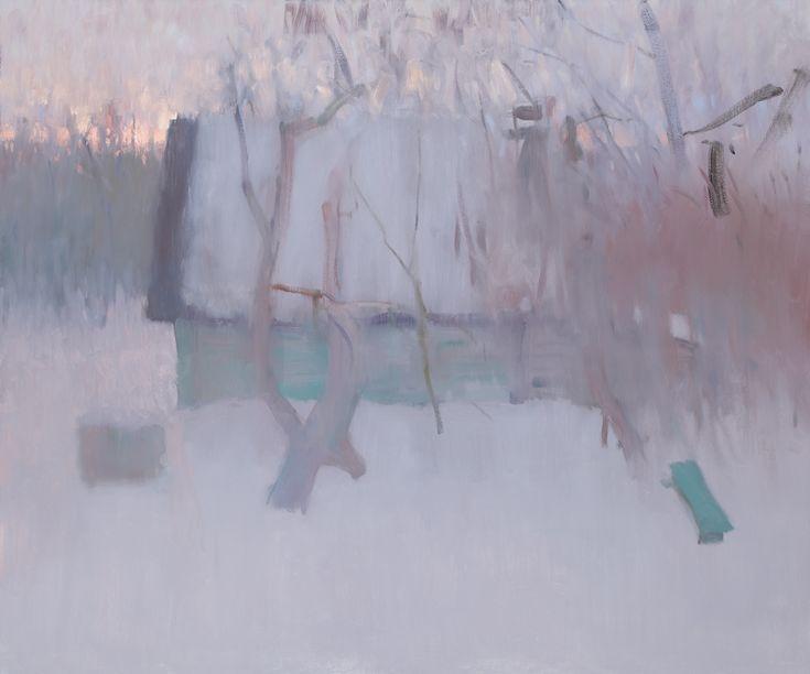 Зимний вечер  — Бато Дугаржапов
