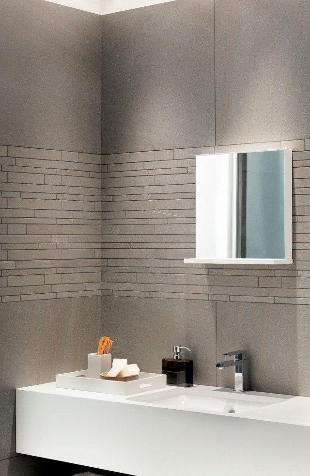 45 best Carrelage Salle de bain images on Pinterest Bathroom - photo faience salle de bain