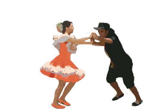 Debido a las circunstancias ambientales, a las formas de trabajo (vaquería, montar a caballo), su música, sus leyendas, su vivienda, el llanero utiliza el liquiliqui, un traje fresco, liviano y sencillo utilizado como atuendo masculino en el baile del joropo, el aire musical y la danza tradicional llanera.