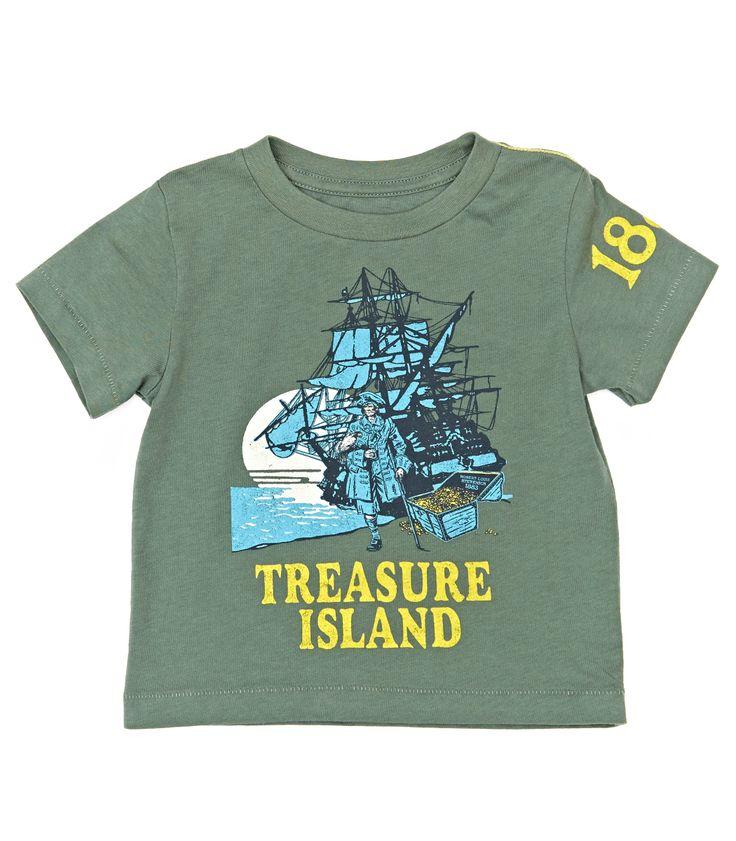 Baby Treasure Island Tee