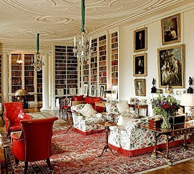 A Look at Althorp - the Spencer family home - Princess Diana's family home