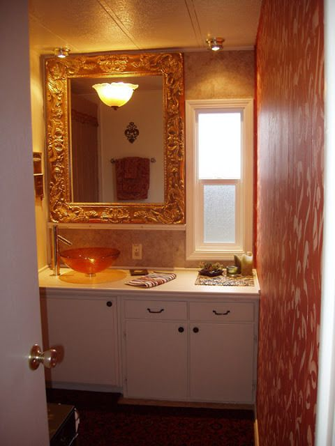 Bathroom Makeovers For Mobile Homes 85 best manufactured homes images on pinterest | mobile homes