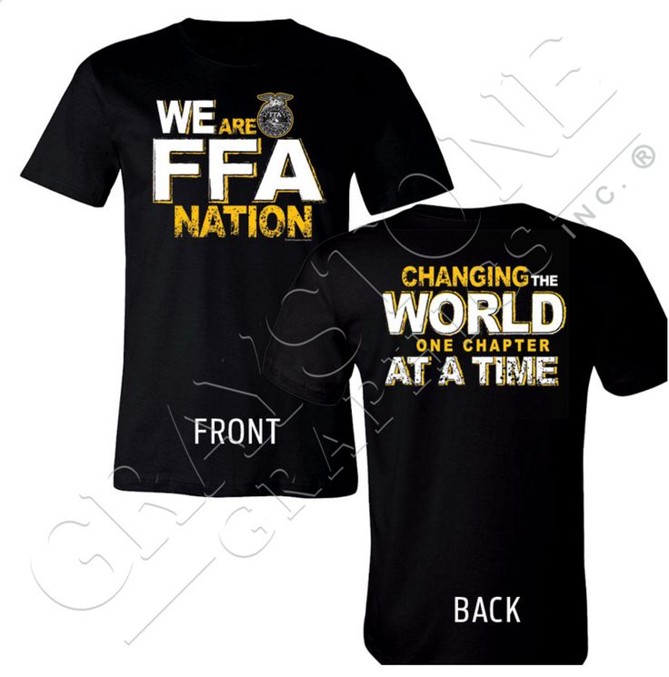 77 best FFA T Shirt Designs images on Pinterest | Shirt designs ...