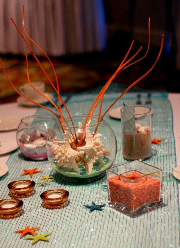 Best images about under the sea wedding decor on