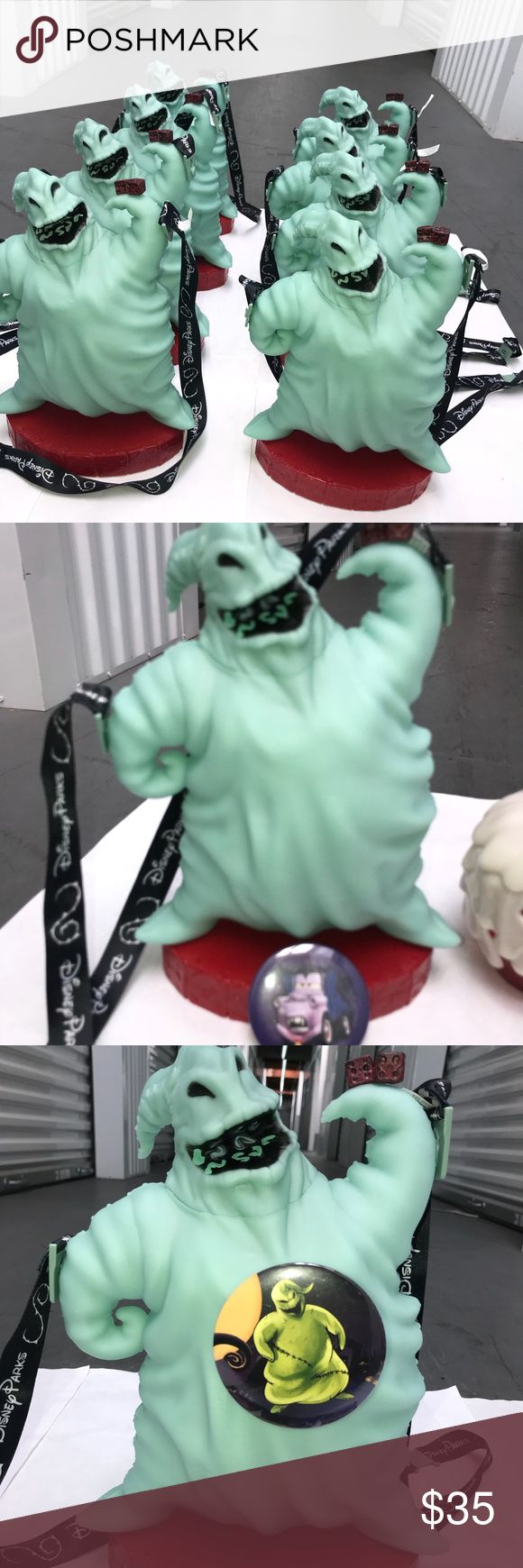 """DISNEYLAND """"OOGIE BOOGIE POPCORN BUCKET"""" New DISNEYLAND (2017) NIGHTMARE BEFORE CHRISTMAS EXCLUSIVE """"OOGIE BOOGIE COLLECTIBLE POPCORN BUCKET"""" !! ....... THESE COOL """"OOGIE BOOGIE POPCORN BUCKETS"""" ARE THE MOST POPULAR AND """"HIGHEST SELLING"""" COLLECTIBLE ITEM FOR THE ENTIRE YEAR OF (2017) AT """"DISNEYLAND"""" ...... MANY PEOPLE WAITED HOURS IN LINE JUST TO BUY THESE POPCORN BUCKETS ... AND THEY ARE STILL SELLING AT """"VERY HIGH PRICES"""" ON ( EBAY - AMAZON - ETSY ) ... GET YOURS TODAY BECAUSE THESE ARE…"""